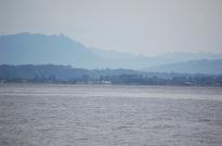 Camano Island & hills